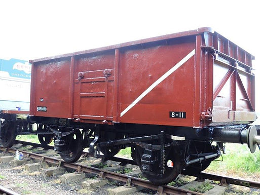 Frieght and goods wagons