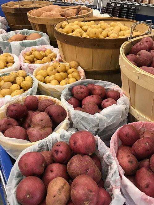 Potatoes (/lb)