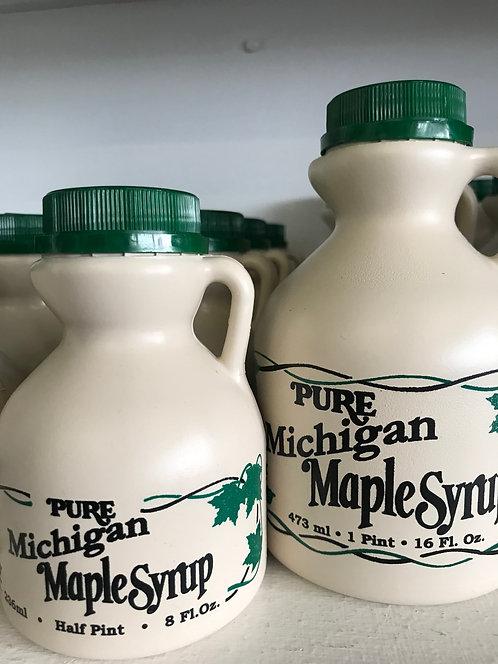 Michigan Maple Syrups
