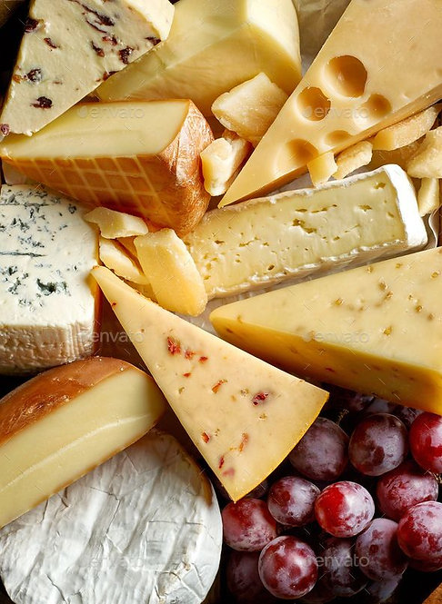 Flavored/Artisan Cheeses