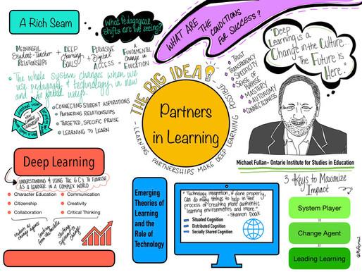Partnerships for Deeper Learning