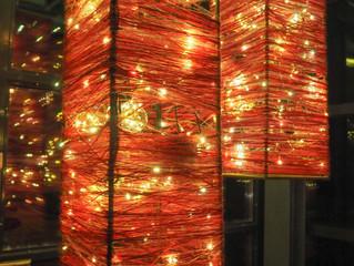 Floristiikkatalon joulunäyttely
