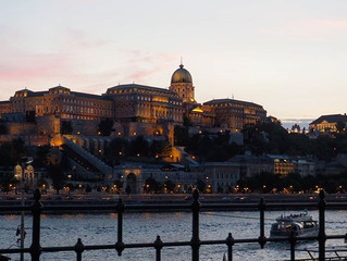 Kaupunkiloma Budapestissa