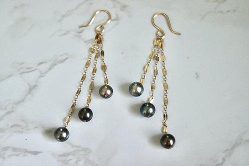 Pōmaika'i Earrings