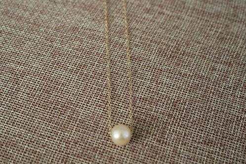 White Hau'oli Necklace