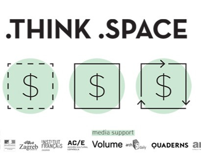 Think Space is a cycle of concept degree architectural competitions, a platform for spatial experimentation and exchange of conceptual ideas, a network of progressive thinkers, beyond cultural, geographic or institutional borders. I will be joining the conversations in Zagreb, Croatia, and presenting ideas about civic organization in Pittsburgh.