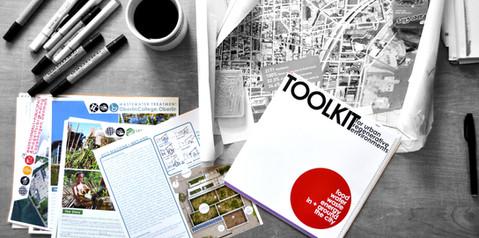 toolkit for urban regenerative environments