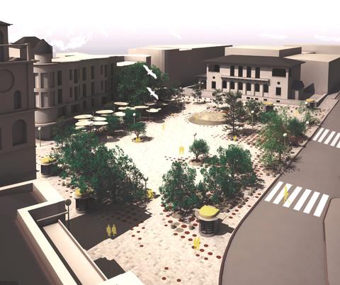 kozani square