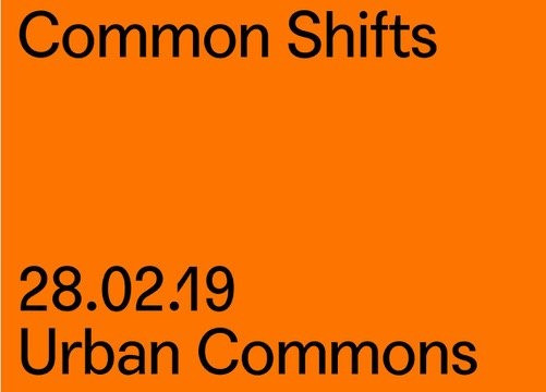 Organising a discussion on Urban Commons at Central Saint Martins in collaboration with the Urban Commons Group at Sheffield University. The event was a collaboration between Central Saint Martins, Metropolitan University and the University of Sheffield.