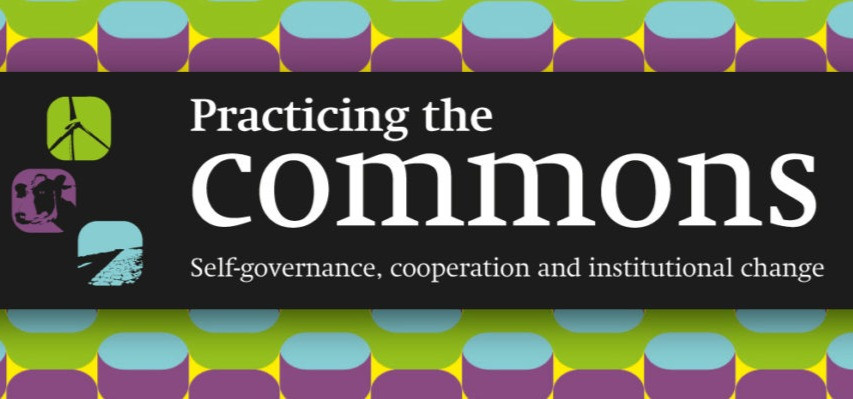 I am attending the XVI Biennial IASC Conference on 'Practicing the Commons; self-governance, cooperation and institutional change' taking place in Utrecht as an Agriterra Grantee to present findings from my doctoral research.