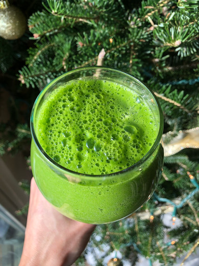 Go To Green Juice