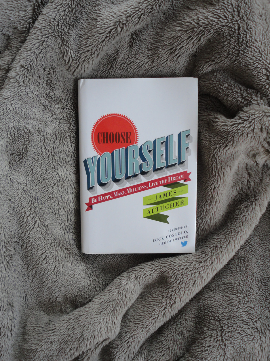 Book Highlights | Choose Yourself