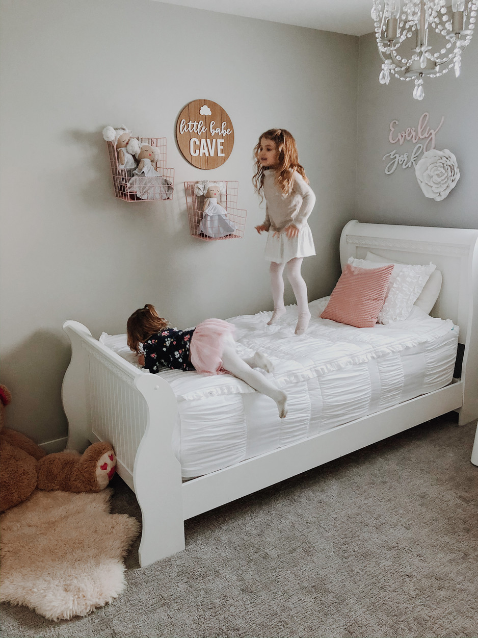 The Girls Room Reveal