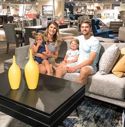Dufresne Style   Custom Sofa & Loveseat