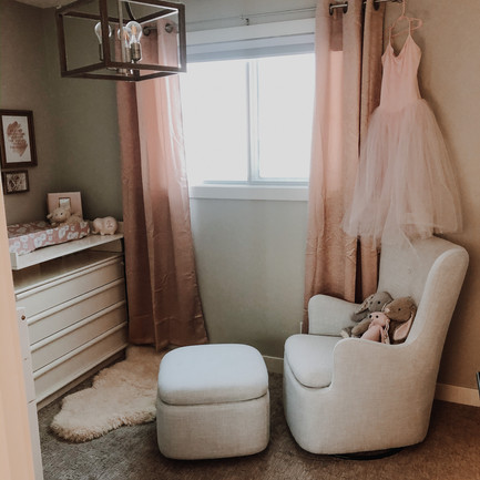 Zara's Nursery Reveal