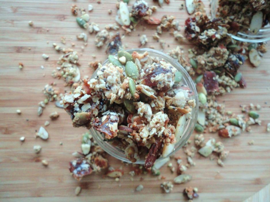 Nut & Seed (gluten-free) Granola