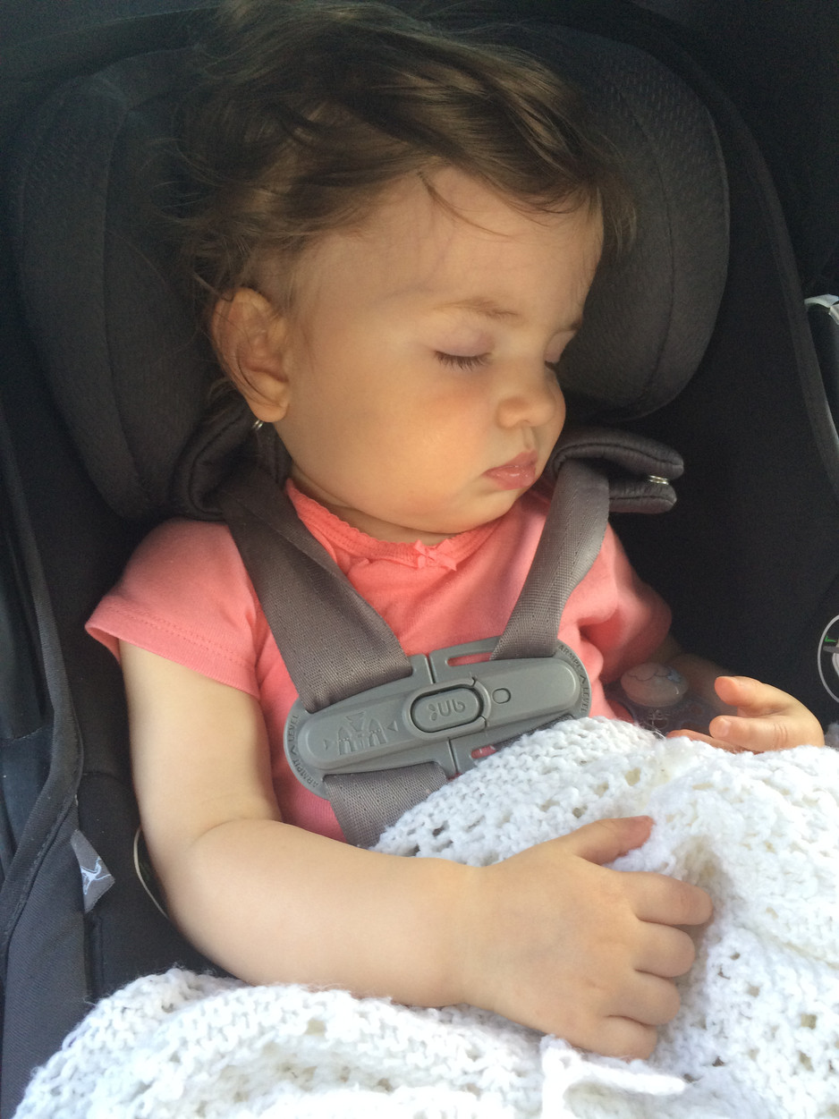 13-Hour Road Trip w/ Everly