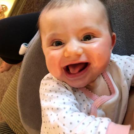 Rosie's 4-Month Update