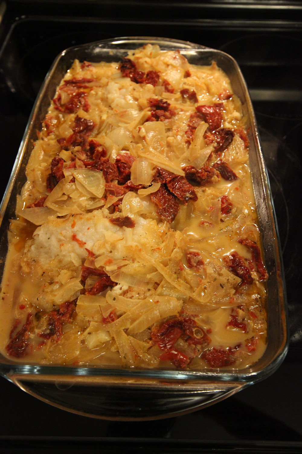 Creamy Sun-Dried Tomato Chicken