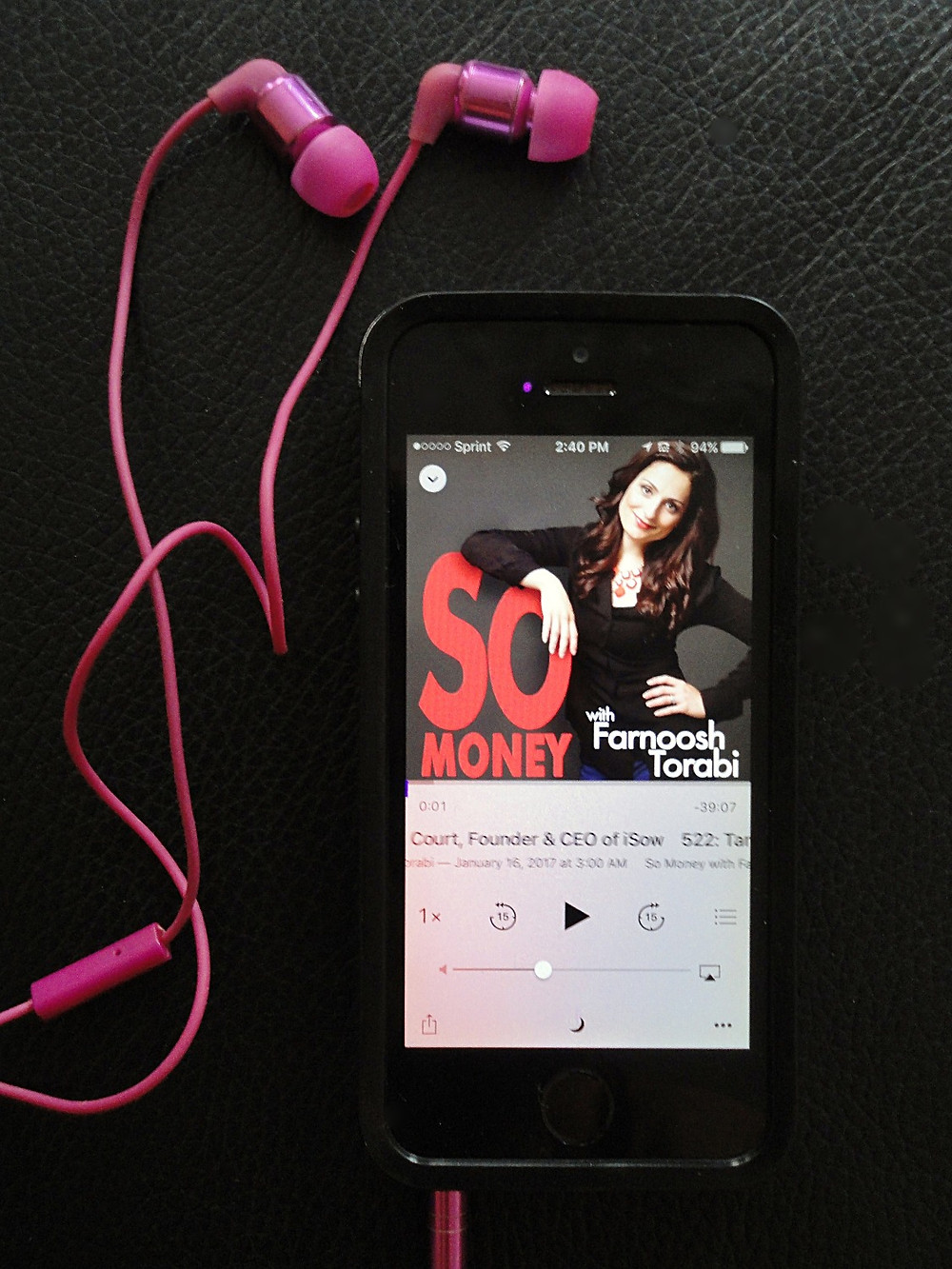 So Money by Farnoosh Torabi