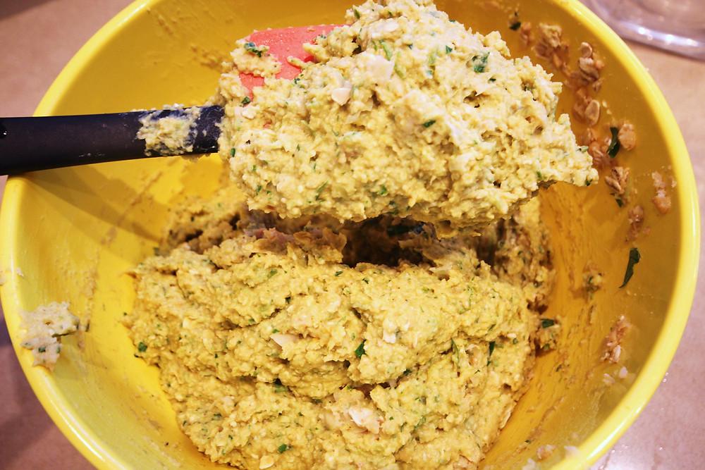 Falafel Mixture
