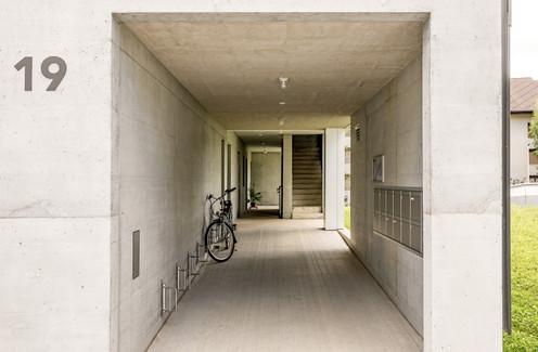 Architekturfotografie Les Amis Biel