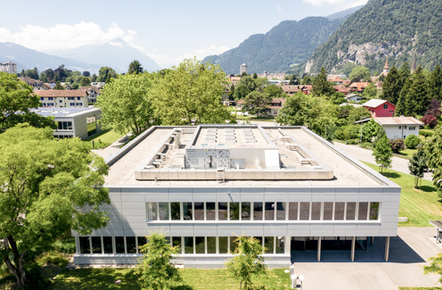 IDM Interlaken Luftaufnahmen