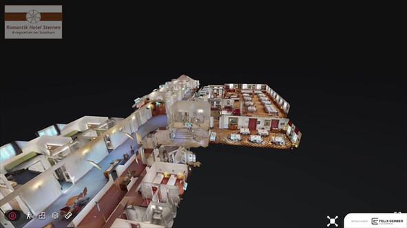 3D MATTERPORT TOUREN