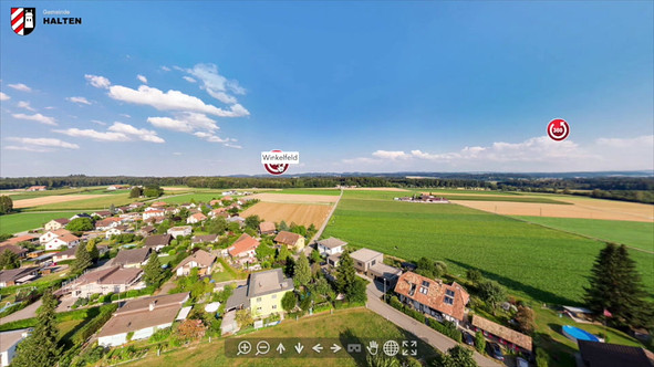 360° FOTOS IN LUFTIGER HÖHE