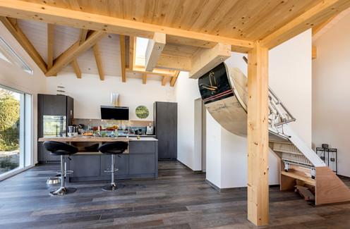Architekturfotografie Mörigen am Bielersee