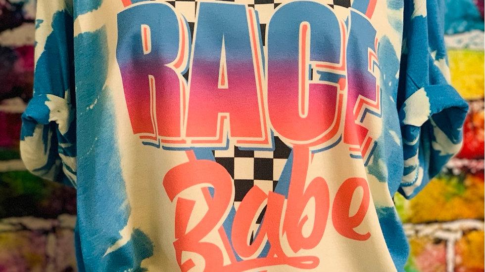 Race Babe retro tee