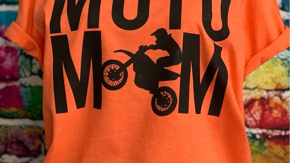 Moto Mom