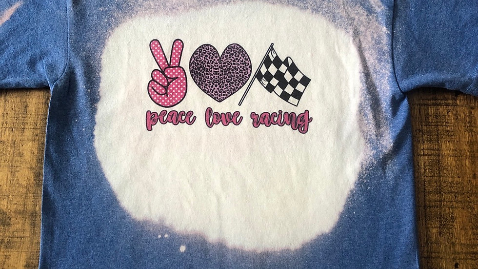 Youth 4T peace love racing