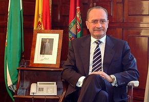 Francisco de la Torre Alcalde de Malaga.