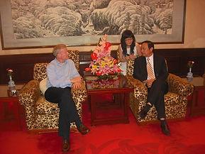 Photo 02 - Wang Guoqiang Vice Minister H