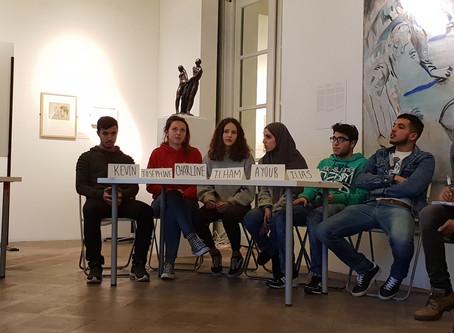 Weekend de formation IP5 au Musée Juif de Belgique