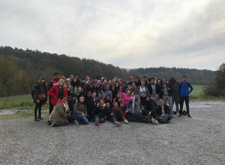 Weekend de formation IP6: histoire, géographie et activités de cohésion