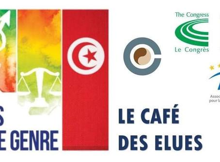 Le Café des élues