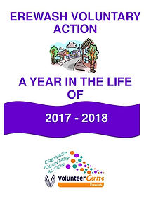 Year in the life Report 2018 - Front pag