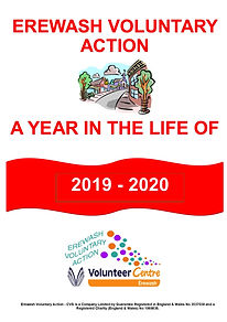 Year in the life Report 2020 - Front pag