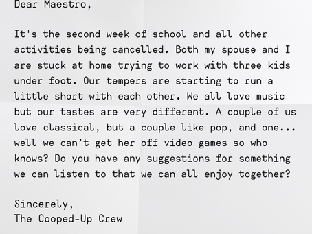 The Cooped-Up Crew