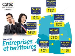 Salon Entreprises et Territoires le 16 Mars 2017