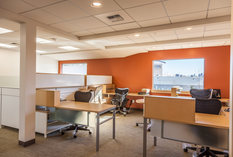 10 RAM HQ workspaces for visitiong execs