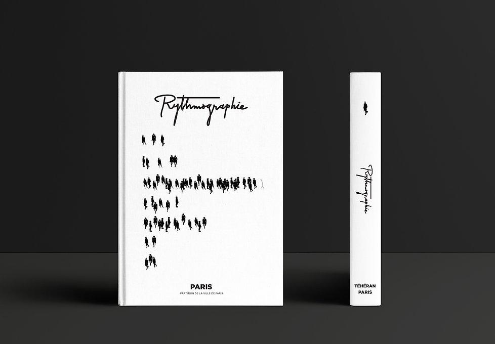 Jayrane Fotouhi-Rythmographie-Couverture
