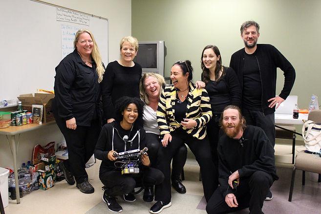 Bernadette Wegenstein and her team for The Conductor.