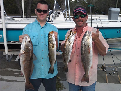 Fishing scalloping hernando county, Charter Fishing Spring Hill