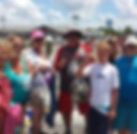 Fishing, scalloping, hernando Fishing Chareters, Charter Fishing Spring Hill, Spring Hill Fishing Charters, Hernando Beach Charter Boats