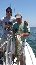 Saltyds Grouper Fishing hernando county