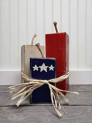 Firecrackers (set of 3)