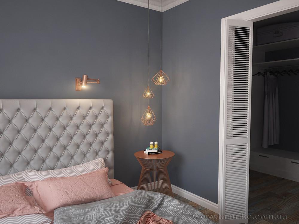 Дизайн спальни Харьков